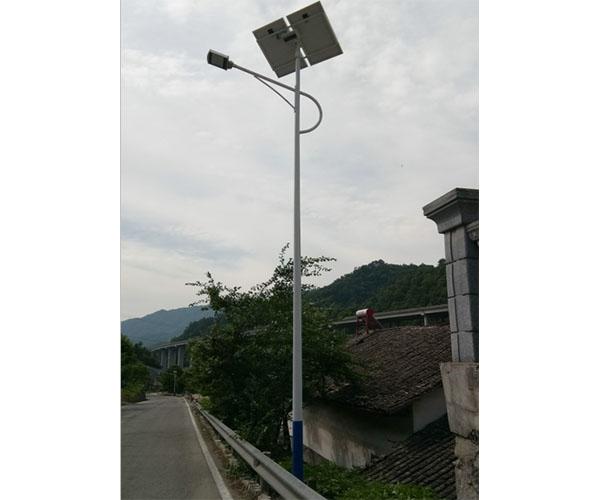 夷陵区雾渡河宜兴线太阳能路灯工程